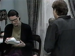 Dorothy Burke, Ryan McLachlan in Neighbours Episode 1319