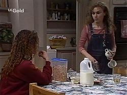 Cody Willis, Debbie Martin in Neighbours Episode 2226