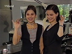 Vanessa, Nadine in Neighbours Episode 2226