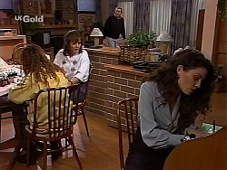 Cody Willis, Pam Willis, Doug Willis, Gaby Willis in Neighbours Episode 2226