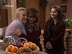 Moina Beresford, Pam Willis, Beth Brennan in Neighbours Episode 2227