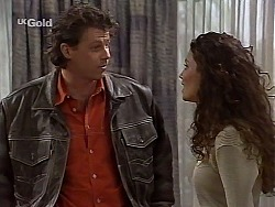Jack Flynn, Gaby Willis in Neighbours Episode 2227