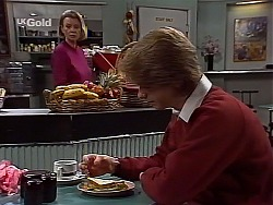 Helen Daniels, Brett Stark in Neighbours Episode 2227