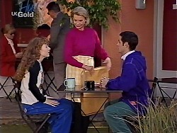 Debbie Martin, Helen Daniels, Kim Roth in Neighbours Episode 2227