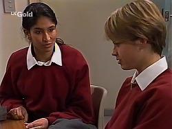 Lata Chatterji, Danni Stark in Neighbours Episode 2228