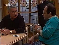 Lou Carpenter, Philip Martin in Neighbours Episode 2228