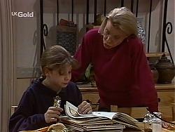 Hannah Martin, Helen Daniels in Neighbours Episode 2228