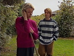 Helen Daniels, Brett Stark in Neighbours Episode 2228