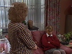 Cheryl Stark, Danni Stark in Neighbours Episode 2228