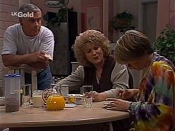 Lou Carpenter, Cheryl Stark, Danni Stark in Neighbours Episode 2228