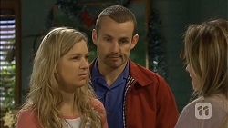 Georgia Brooks, Toadie Rebecchi, Sonya Mitchell in Neighbours Episode 6791