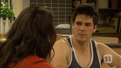 Kate Ramsay, Chris Pappas in Neighbours Episode 6791