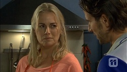 Lauren Turner, Brad Willis  in Neighbours Episode 6791