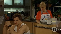 Kyle Canning, Sheila Canning in Neighbours Episode 6792