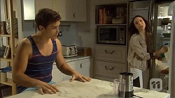 Josh Willis, Imogen Willis in Neighbours Episode 6792
