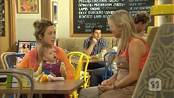 Sonya Mitchell, Nell Rebecchi, Lauren Turner in Neighbours Episode 6792