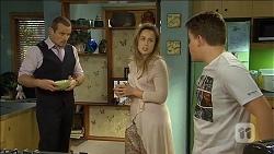 Toadie Rebecchi, Sonya Mitchell, Callum Jones in Neighbours Episode 6793