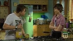 Callum Jones, Bailey Turner in Neighbours Episode 6793
