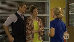 Toadie Rebecchi, Sonya Mitchell, Georgia Brooks in Neighbours Episode 6793