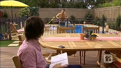 Bailey Turner, Mason Turner in Neighbours Episode 6793