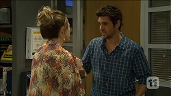 Sonya Rebecchi, Jacob Holmes in Neighbours Episode 6793