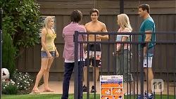 Amber Turner, Bailey Turner, Mason Turner, Lauren Turner, Matt Turner in Neighbours Episode 6793