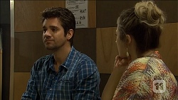 Jacob Holmes, Sonya Rebecchi in Neighbours Episode 6793