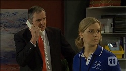 Karl Kennedy, Georgia Brooks in Neighbours Episode 6793
