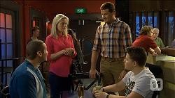 Toadie Rebecchi, Lauren Turner, Matt Turner, Callum Jones in Neighbours Episode 6793