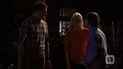Matt Turner, Lauren Turner, Bailey Turner in Neighbours Episode 6794