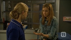 Georgia Brooks, Gemma Reeves in Neighbours Episode 6794