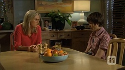 Lauren Turner, Bailey Turner in Neighbours Episode 6794