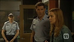 Matt Turner, Gemma Reeves in Neighbours Episode 6794