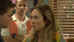 Callum Jones, Toadie Rebecchi, Sonya Mitchell in Neighbours Episode 6795