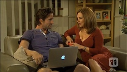 Brad Willis, Terese Willis in Neighbours Episode 6796