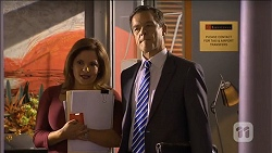 Terese Willis, Paul Robinson in Neighbours Episode 6796