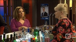 Terese Willis, Sheila Canning in Neighbours Episode 6796