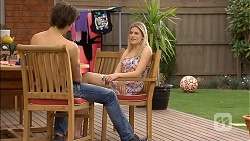 Mason Turner, Amber Turner in Neighbours Episode 6797