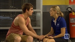 Kyle Canning, Georgia Brooks in Neighbours Episode 6797