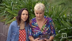 Imogen Willis, Sheila Canning in Neighbours Episode 6797