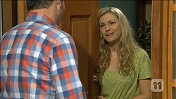 Karl Kennedy, Georgia Brooks in Neighbours Episode 6798