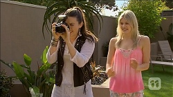 Nora Evans, Amber Turner in Neighbours Episode 6798