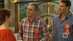 Susan Kennedy, Karl Kennedy, Matt Turner in Neighbours Episode 6798