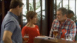 Matt Turner, Susan Kennedy, Karl Kennedy in Neighbours Episode 6798