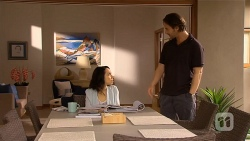 Imogen Willis, Brad Willis in Neighbours Episode 6799