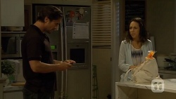 Brad Willis, Imogen Willis in Neighbours Episode 6799