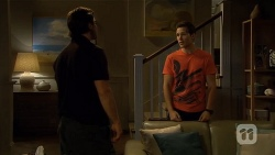 Brad Willis, Josh Willis in Neighbours Episode 6799