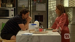 Brad Willis, Terese Willis in Neighbours Episode 6800
