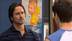 Brad Willis, Josh Willis in Neighbours Episode 6800