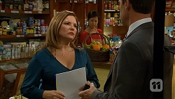 Terese Willis, Paul Robinson in Neighbours Episode 6801